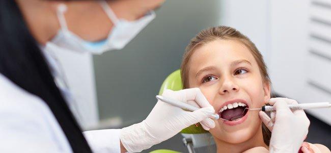 La gingivitis en los niños