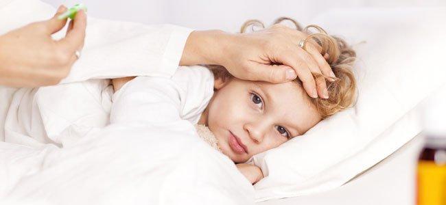 Encefalitis en niños