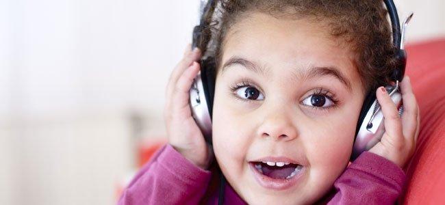 Los auriculares y los niños