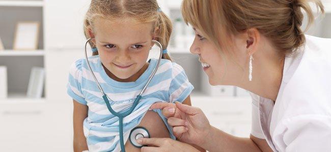 Contagio y síntomas de la hepatitis C en niños