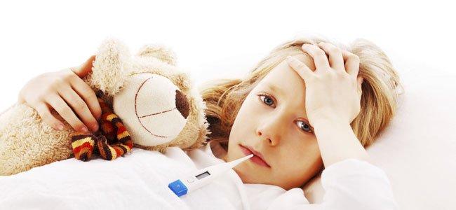 Síntomas y tratamiento de la hepatitis A en los niños