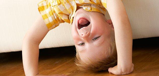 اعراض فرط الحركة للاطفال