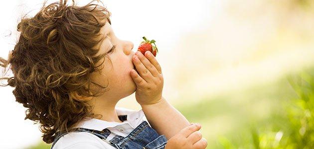 Niño come fresa