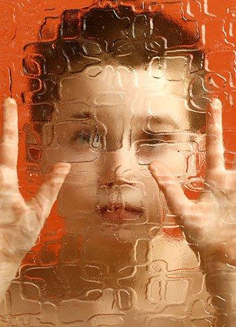 niño autista