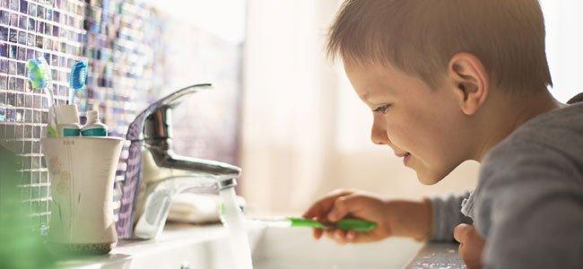 Normas de higiene en el cuarto de baño