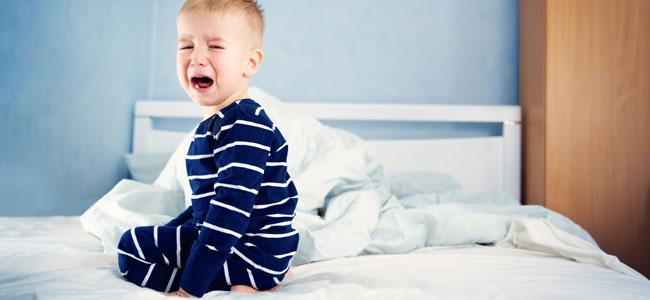 Porqu un ni o moja en la cama las causas de la enuresis - Hacerse pis en la cama ...