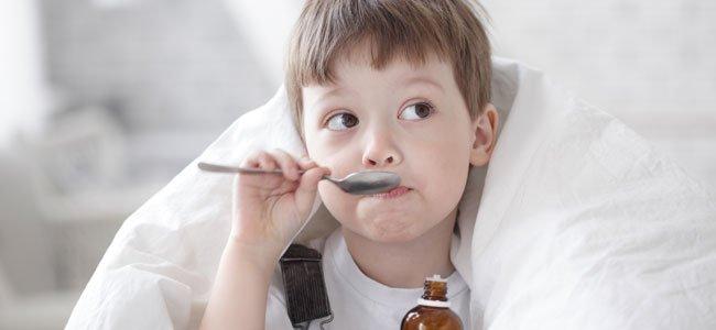 Medicinas para el ardor de estómago de los niños
