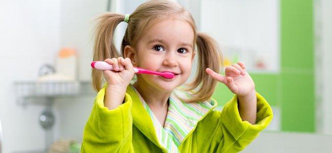 Consejos para evitar la caries en los niños