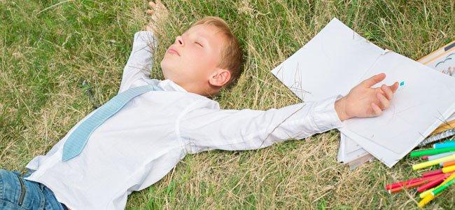 Niños que se desmayan o sufren lipotimias