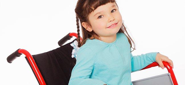 Niños con alguna discapacidad