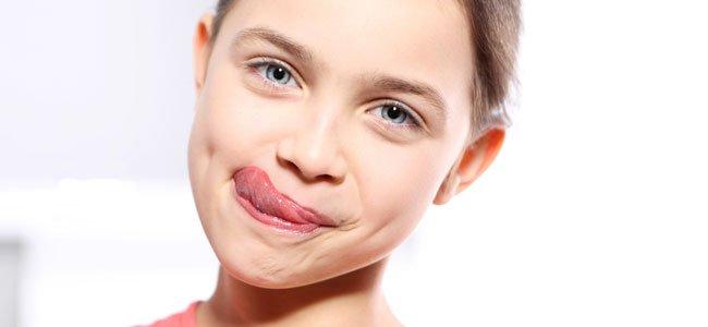 Niños que hablan muy rápido
