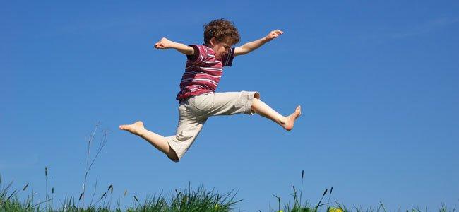 Niños con hiperactividad