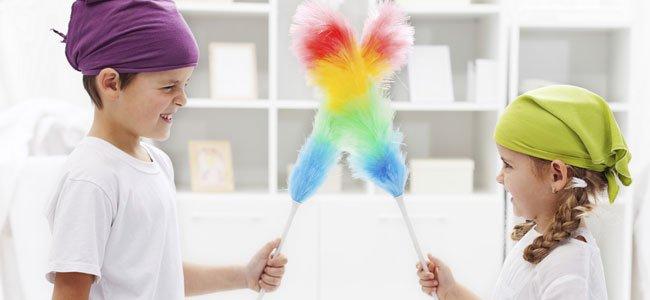 C mo limpiar la casa si el ni o tiene alergia a los caros - Limpiar una casa ...