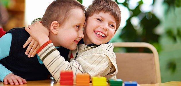 Niños con dicapacidad