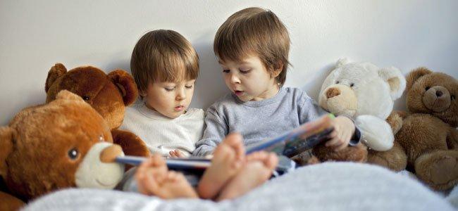 Cuentos infantiles sobre enuresis