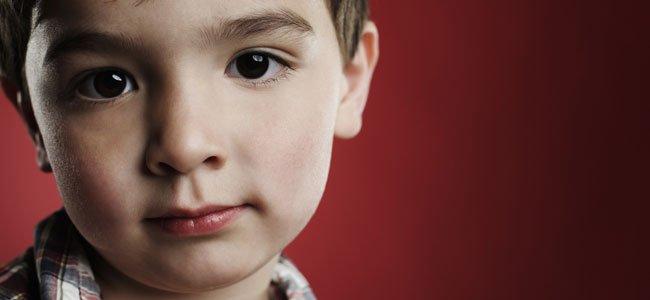 Niños con trastorno de Asperger