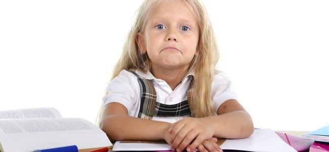 Por qué salen ojeras a los niños