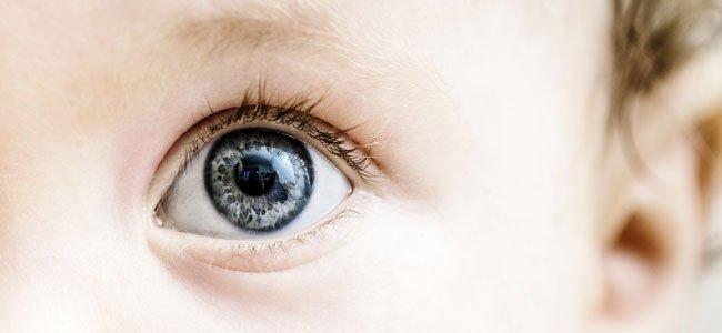 Curiosidades sobre los ojos del bebé
