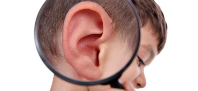 Las curiosas razones por las que a los niños se les ponen las orejas ...