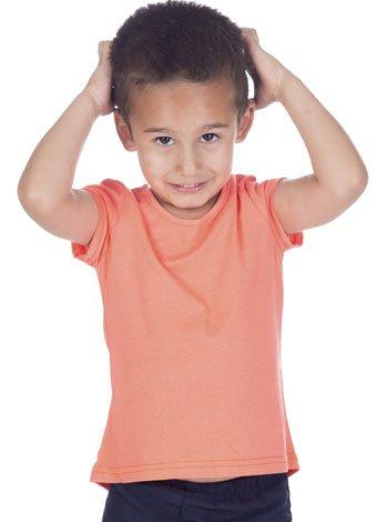 Síntomas de pediculosis en niños