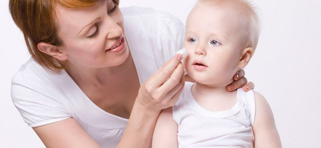 Picadura de insectos en bebés alergicos