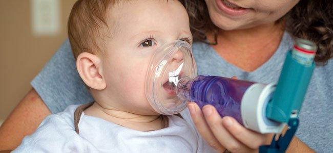 Asma y bronquitis en niños