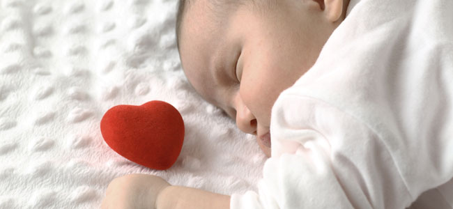 Cardiopatías en el corazón del bebé