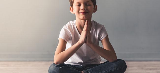 Relajación de Jacobson para niños
