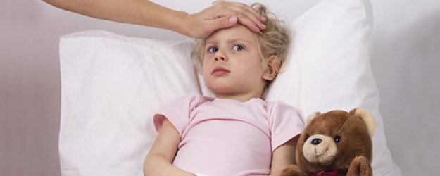Remedios caseros para los niños.