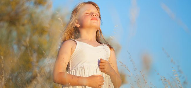 Fisioterapia respiratoria para mejorar la salud de los niños