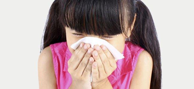 Rinitis alérgica en los niños