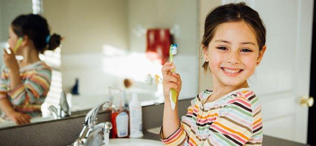 salud bucal de los niños