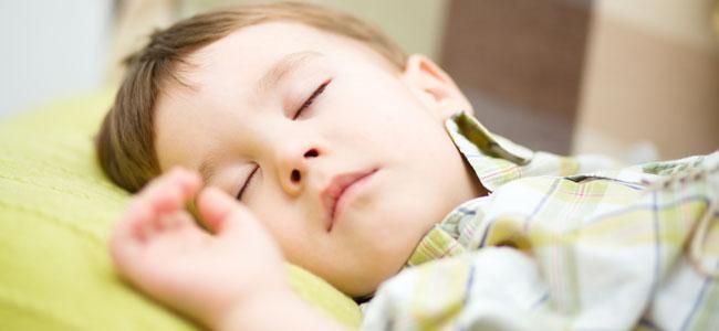 como saber si mi hijo tiene apnea del sueño