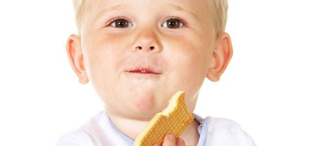 Síntomas de un niño celiaco