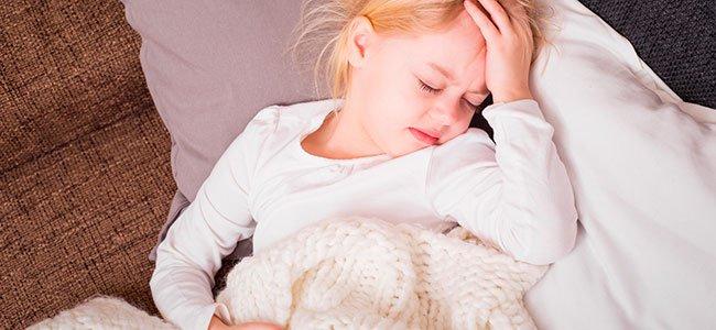 Cómo saber si el niño tiene tétanos