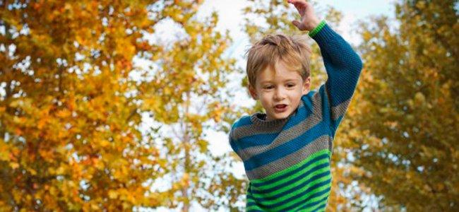 Test para saber si el niño es hiperactivo