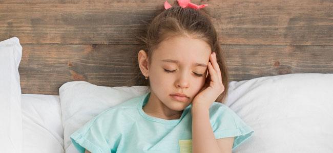 Tiempo de incubación de enfermedades infantiles frecuentes