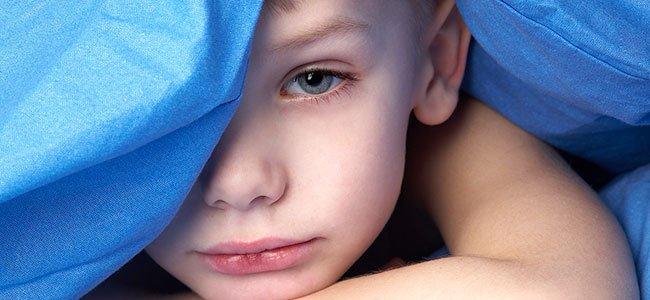 Tipos de enuresis en niños