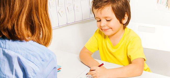 Niños con trastornos obsesivos compulsivos