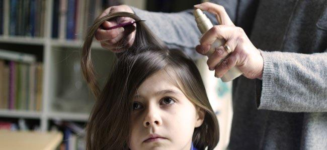 Tratamiento casero contra piojos en niños