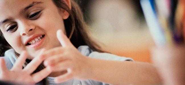 Las uñas de los niños