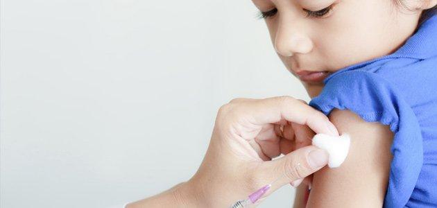 Vacuna para la gripe en los niños