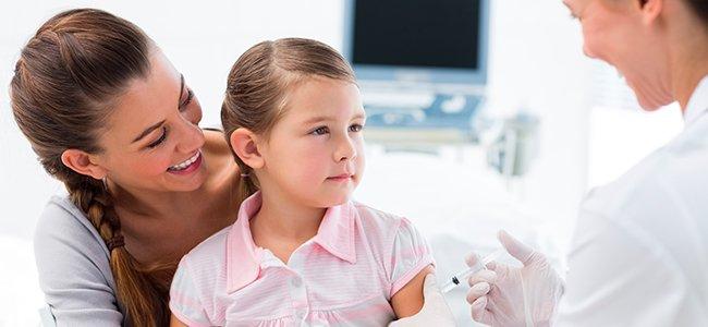 Vacuna de la gripe para niños