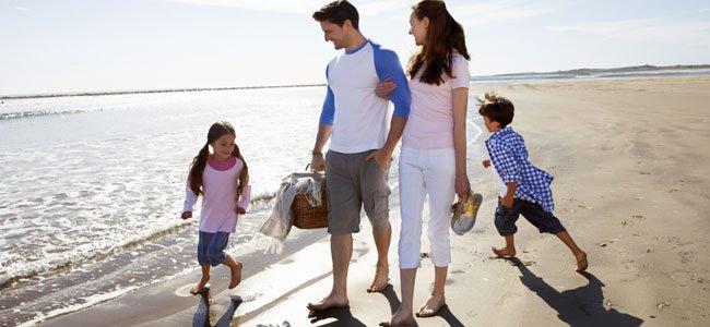 Consejos de salud para la familia en verano