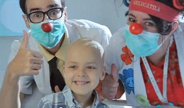 Videoclip solidario contra el cáncer infantil