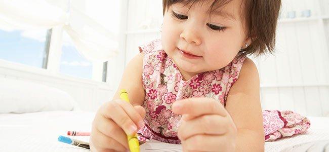 La salud visual de los niños de 3 a 5 años