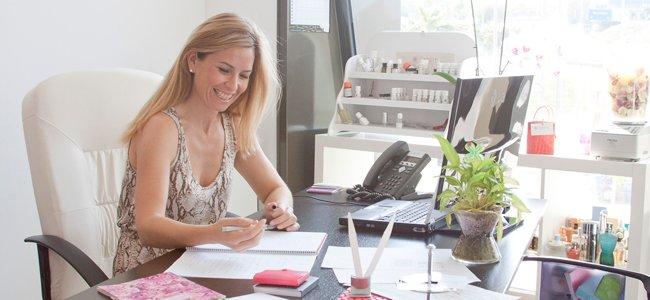 Sandra Iruela, creadora de Bebés y Mamás