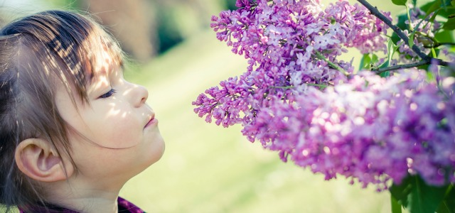 Aromaterapia para la concentración infantil