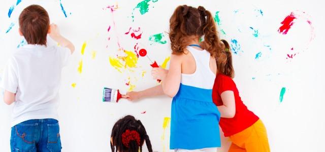 Cómo quitar las manchas de la pared