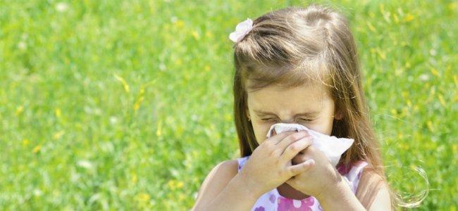 Alergia en los niños. Síntomas y tratamiento.